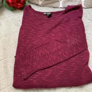 DKNY Jeans Berry Sweater